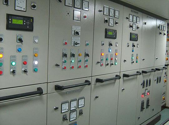 Seyit Ali Main Switchboard